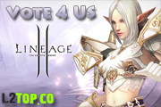 Vote for Lineage2Edge in L2Top.CO